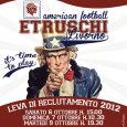 It's time to play… Vi aspettiamo Sabato 6, Domenica 7 e Martedì 9 per iniziare la nuova avventura!Etruschi are back!