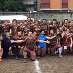 La pioggia non ferma gli Etruschi, adesso 4-0