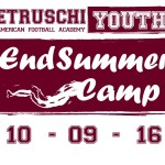 Etruschi Youth, Si parte!
