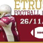 Open day Etruschi, provate il football!