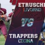 Week 04: finalmente palla agli Etruschi!